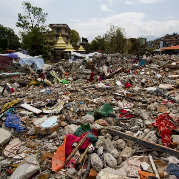 Let's Pray for Earthquakes Affected Countries