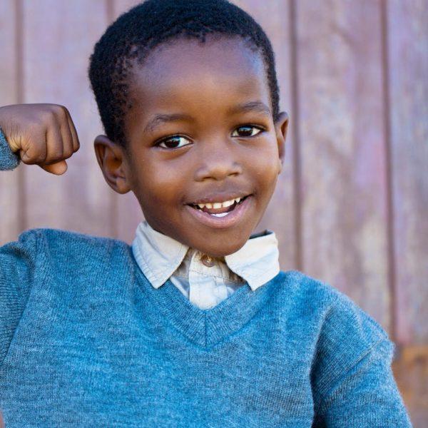 Afrikan child needs attention